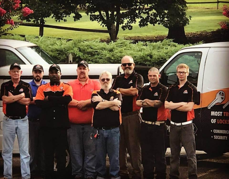 Locksmith Services - Pop-A-Lock Memphis Team