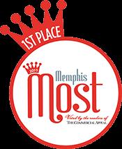Memphis Most 2019 1st place